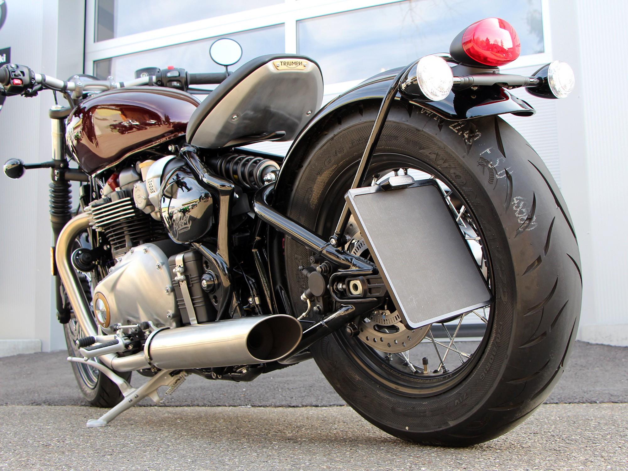 Custom Ducati Motorcycle Seats
